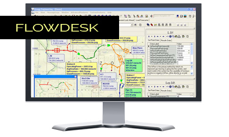 FlowDesk Software from Gregg Engineering