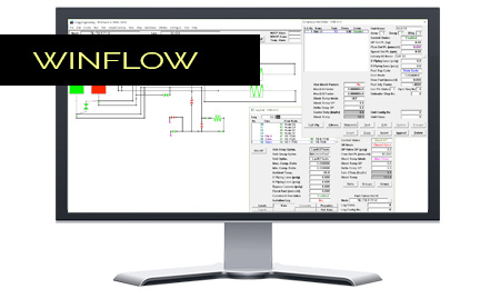 WinFlow Steady State Pipeline Simulation