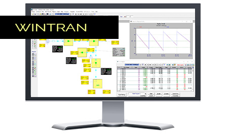 WinTran Transient Pipeline Modeling Software