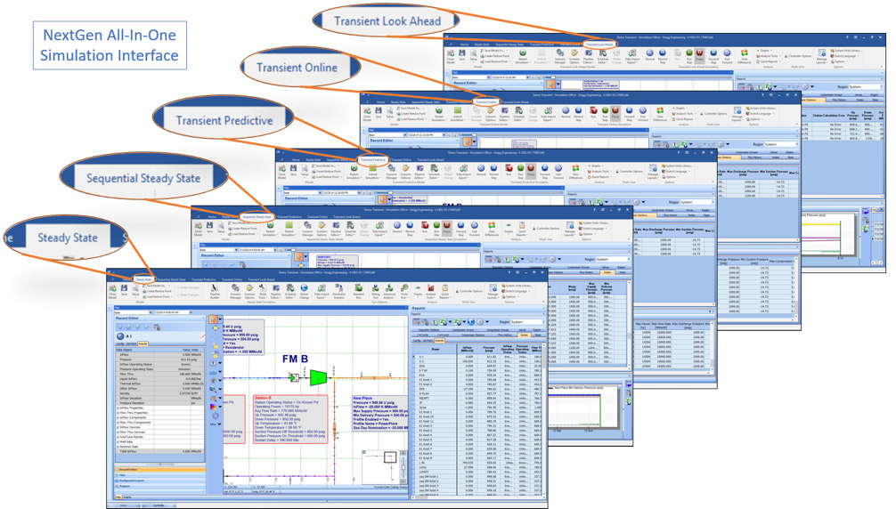 NextGen - Pipeline Simulation - All in One Simulation Tool